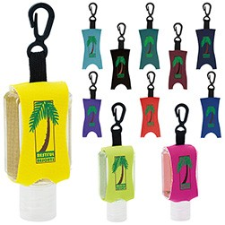 1 Oz. Good Value� Hand Sanitizer w/Leash - Scented